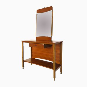 Mid-Century Wooden Dressing Table, 1960s