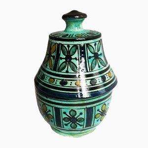 Italienisches Mid-Century Keramikgeschirr von A. Serghini Safi