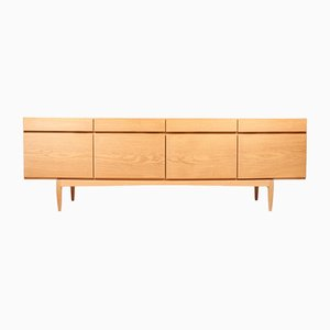 Danish Oak Sideboard by Ib Kofod Larsen for Faarup Møbelfabrik, 1960s