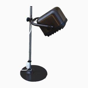 Lámpara de mesa Cubino de metal de Hans Agne Jacobsen para Markaryd, años 70