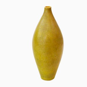 Small Scandinavian Vase by Berndt Friberg, 1960s