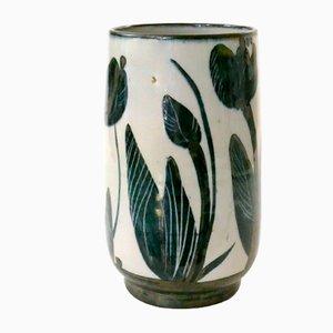 Jarrón de cerámica de Carl-Harry Stålhane para Rörstrand, años 60