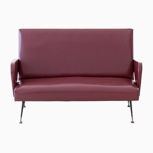 Italienisches Vintage 2-Sitzer Sofa, 1950er