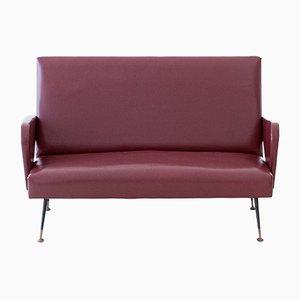 Vintage Italian 2-Seater Sofa, 1950s