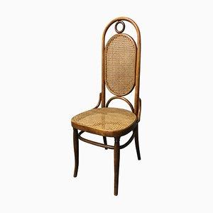 Nr. 17 Esszimmerstühle von Thonet, 1950er, 6er Set