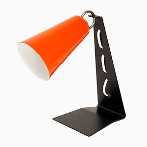 Lampe de Bureau Hook 1246 en Chrome et Métal par J. T. Kalmar, 1950s