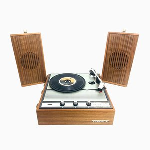 Mercurio Stereo Turntable from Lesa, 1960s
