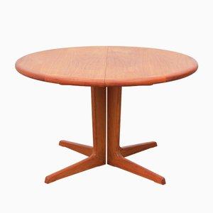 Tavolo da pranzo moderno in teak di Bernhard Pedersen & Søn, Scandinavia, anni '60