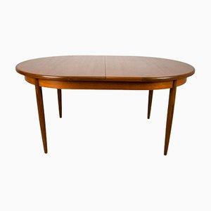 Tavolo da pranzo Mid-Century in teak di G-Plan, anni '60