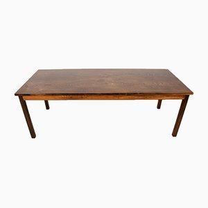 Table Basse Mid-Century en Palissandre, Danemark, 1960s