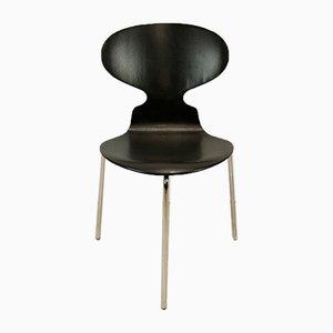 Sedia da pranzo Myran di Arne Jacobsen per Fritz Hansen, Danimarca, anni '60