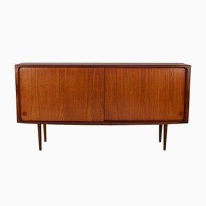 Mueble danés Mid-Century de teca, años 60
