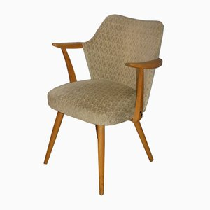 Beige Dining Chair from Thonet, 1950s