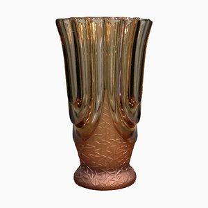 Italienische Art Deco Vase, 1930er