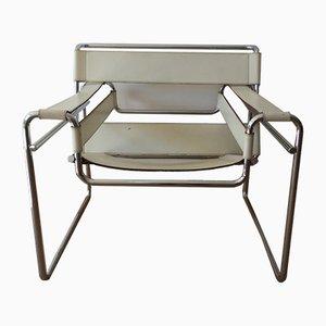 Wassily B3 Armlehnstuhl von Marcel Breuer für Gavina, 1960er