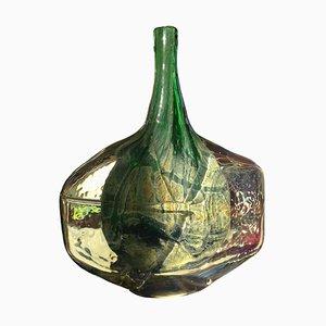 Vase von Michael Harris für Mdina, 1978