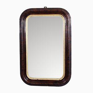 Large Antique Napoleon III Mirror