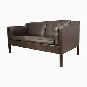 Mid-Century Sofa von Borge Mogensen für Fredricia
