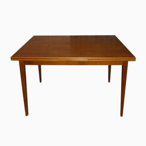 Mid-Century Veneer Dining Table, 1960s