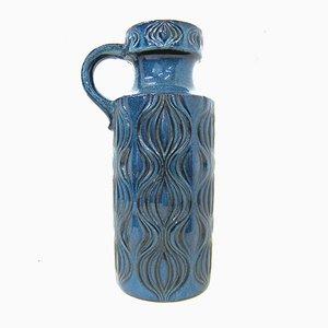 Vintage 485/45 Amsterdam Floor Vase from Scheurich