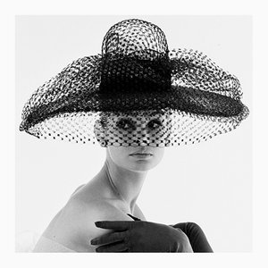 Madame Paulette Hat Print by John French