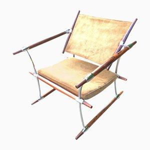 Dänischer Armlehnstuhl aus Palisander von Jens Quistgaard für Nissen Langea, 1966