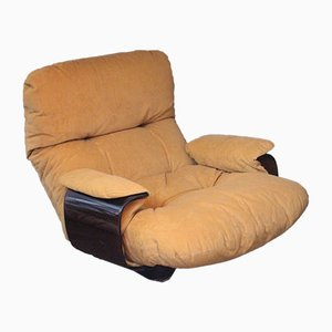 Französische Mid-Century Sessel aus Plexiglas von Michel Ducaroy für Ligne Roset, 2er Set