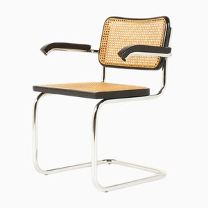 B64 Chairs by Marcel Breuer for Thonet, 1970s, Set of 6