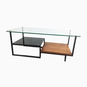 Mid-Century Coffee Table by Georges Frydman, 1960s