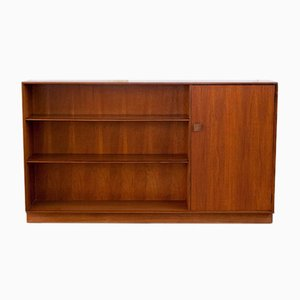 Teak Bookcase by Ib Kofod Larsen for G-Plan, 1960s
