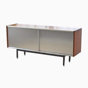 French Wood Sideboard by Georges Frydman for EFA, 1960s