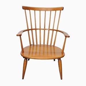 Altheim Stuhl von Franz Schuster für Wiesner-Hager, 1950er