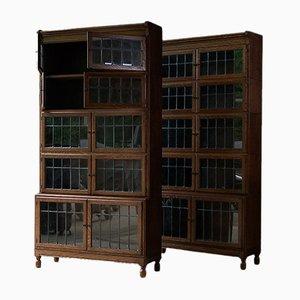 Antique Oak Cabinet from Minty