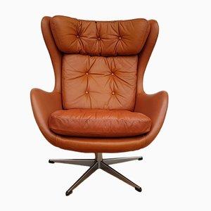 Dänischer Sessel von HW Klein für Bramin, 1970er