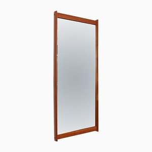 Model No 220 Mirror by Kai Kristiansen for Aksel Kjersgaard, 1960s