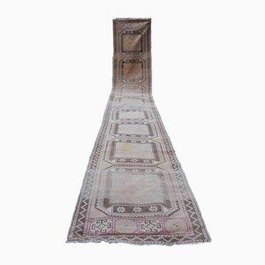 Türkischer übergroßer Vintage Teppich