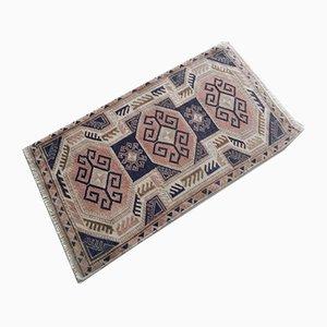 Small Vintage Turkish Rug, 1970s
