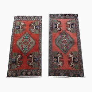 Turkish Runners, 1960s, Set of 2