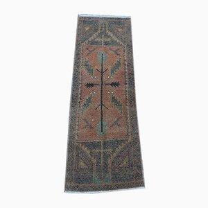 Vintage Tree of Life Pattern Floor Mat