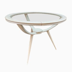 Italian Glass Coffee Table by Gio Ponti, 1950s