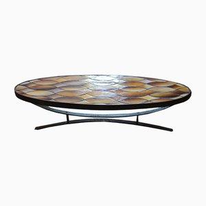 Table Basse en Céramique, 1970s