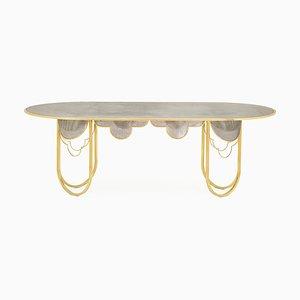 Mesa de comedor Scale de Khaled El Mays para Made in EDIT, 2019