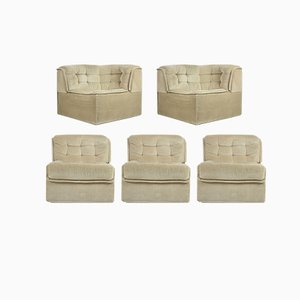 Vintage Modular Sofa Set from de Sede, 1989