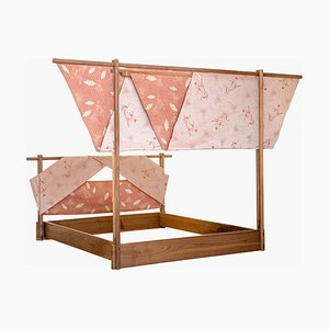 Scenaria Canopy Bed by Faberhama for Made in EDIT