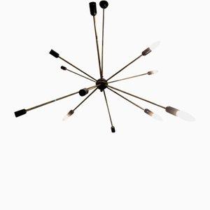 Lampada da soffitto Sputnik di Stilnovo, anni '50