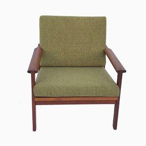 Vintage Capella Sessel von Illum Wikkelsø für Niels Eilersen