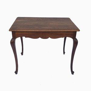 Table de Salle à Manger Antique en Chêne