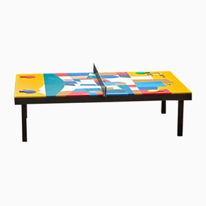 PPPingPong Table by Resli Tale & PPPattern for Made in EDIT, 2019