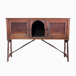 19th-Century Walnut Sideboard