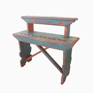 Antique Italian Workbench
